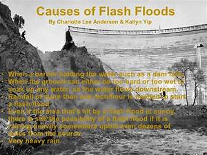Floods Causes And Effects images