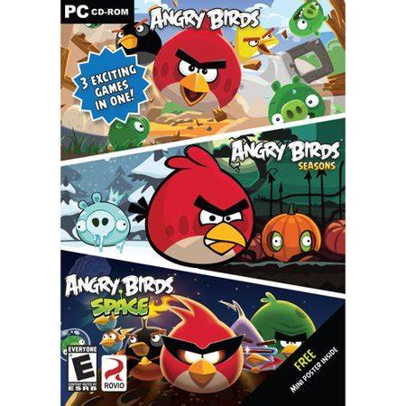 angry birds  pack pc walmartcom