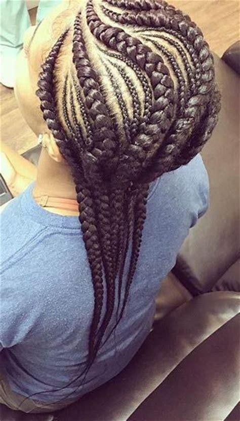 hip  beautiful ghana braids styles banana braids