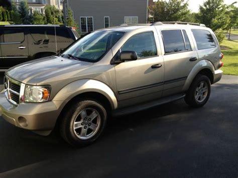 Purchase Used 2008 Dodge Durango Slt 3rd Row Seat, Moon