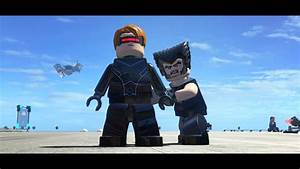 LEGO Marvel Superheroes - X-Men Movie (MOD) - YouTube