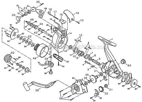 pflueger  parts list  diagram ereplacementpartscom