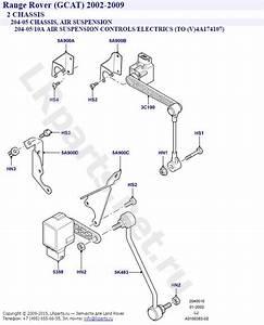 L322 - Air Suspension Sensors