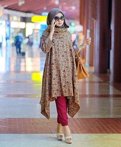 padu padan hijab  batik   hits    muslim beautynesia