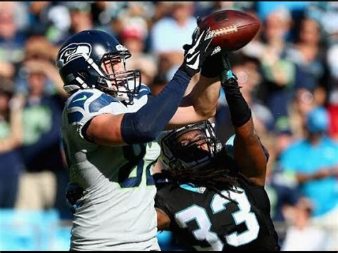 seattle seahawks  carolina panthers october