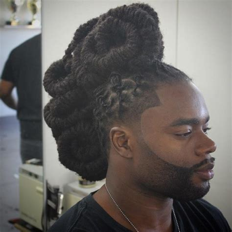 35 popular dreadlock styles for black men