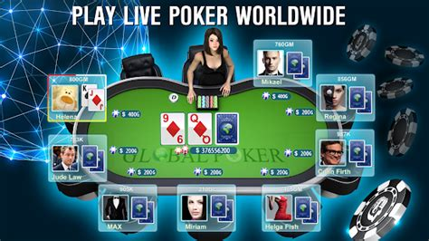 Global Poker  Android Apps On Google Play