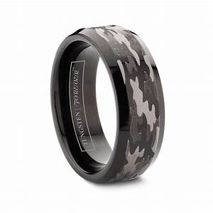 black wedding rings for men unusually draw much attention With wedding rings black