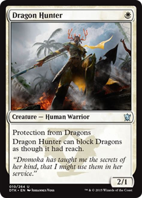 Human Mtg Deck by Dragons Of Tarkir Card Image Gallery Magic The Gathering