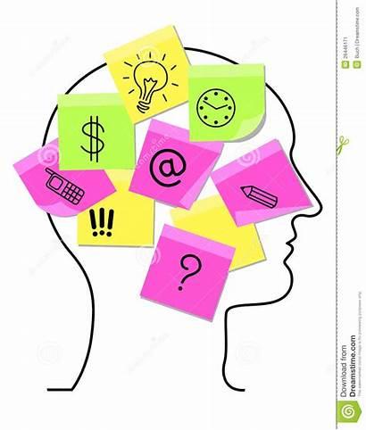 Memory Clipart Concept Memories Clip Loss Concepts