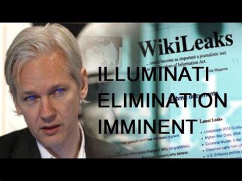 Julian Assange Illuminati by Illuminati Orders Elimination Of Julian Assange