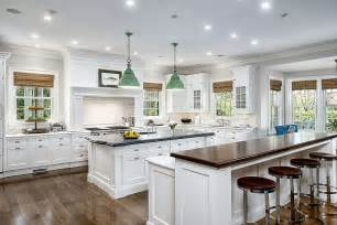 second kitchen island 41 white kitchen interior design decor ideas pictures