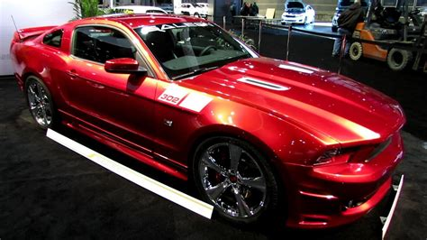 2014 Ford Mustang Saleen 302 Black Label