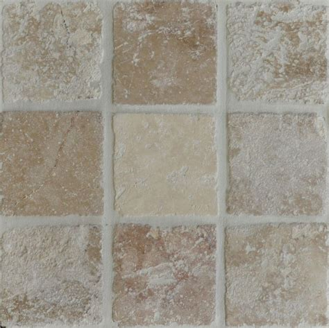impex tumbled travertine noce tile tiles4all