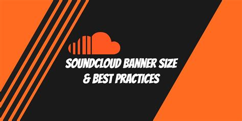 soundcloud banner template snappa get actionable content on growing your business