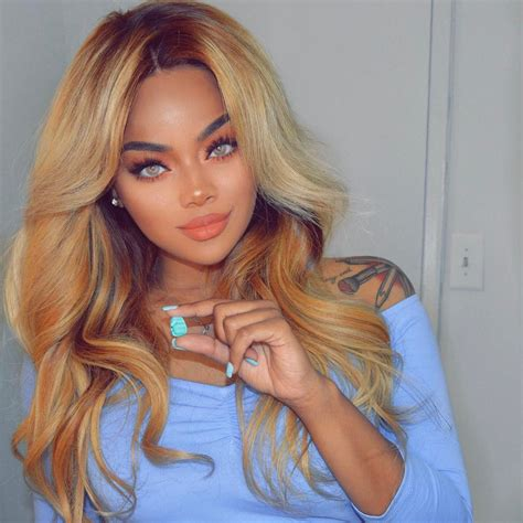 Different Color Hair by Brittanie Shows Us Of Color Can Wear Different