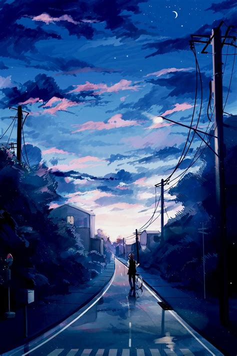 Beautiful Anime Scenery Wallpaper - 25 best ideas about anime scenery on