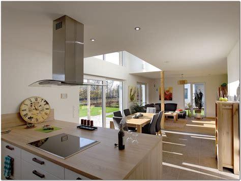 Kuche Esszimmer Und Wohnzimmer In Einem Raum Hauptdesign