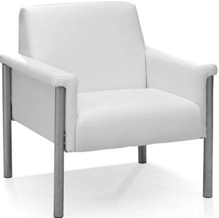 Office Chairs Baton by Zuo Modern 900171 Baton Armchair White Has An Epoxy