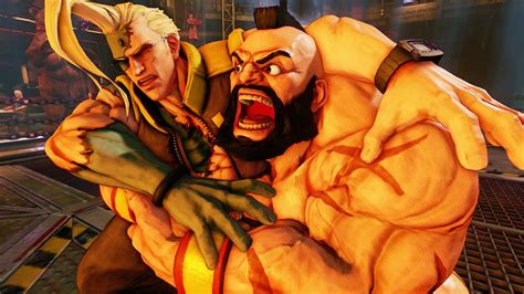 Zangief Is Coming To Street Fighter 5  Check Him Out Vg247