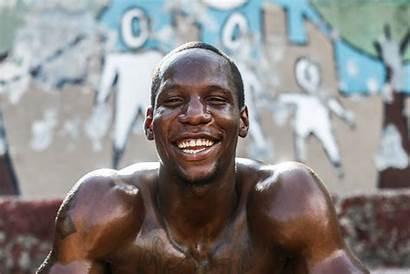 Nkosi Solomon Heavyweight Chicago Joins Ranks Paid