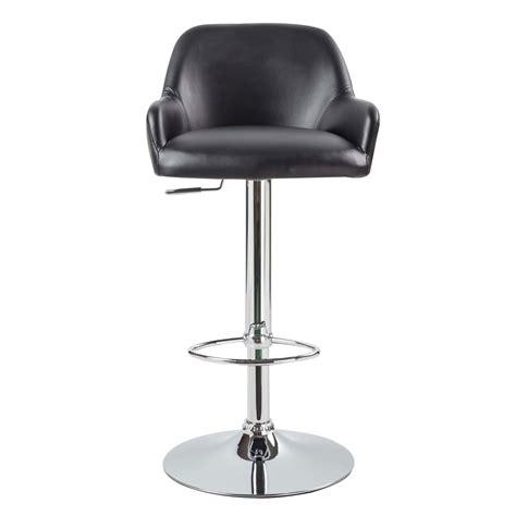 Chaise De Bar Avec Accoudoir  Maison Design Bahbecom
