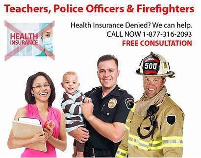 Officer Police Teachers Employees Firefighters Teacher Health