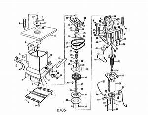 Ryobi Sander Parts