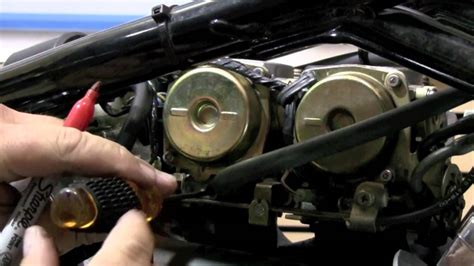 Yamaha V Star 650 Carburetor Diagram