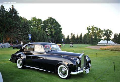roll royce car 1950 1960 rolls royce silver cloud ii image