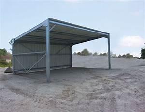 Hangar Metallique En Kit D Occasion : abris m talliques direct batiment ~ Nature-et-papiers.com Idées de Décoration