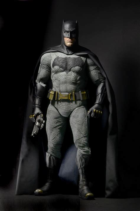 Shipping: Batman v Superman 1/4 Scale Action Figure ...
