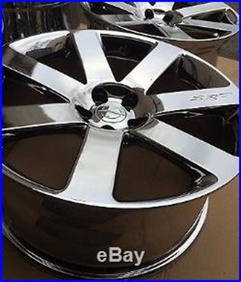 set      wheels rims  chrysler