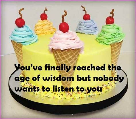 funny birthday cake quotes  friends  wishes