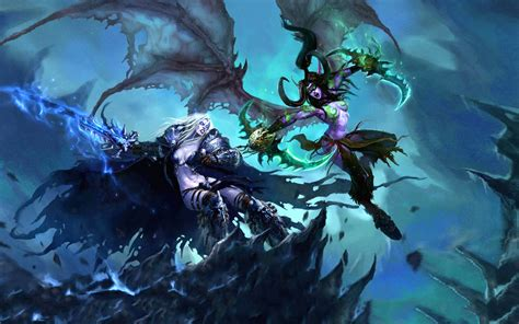 illidan stormrage hd wallpapers background images wallpaper abyss