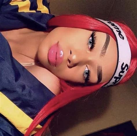 Pin By Tyy On Dime Piece Hair Styles Light Skin Girls