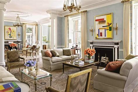 Contemporary Traditional Design Southern Mansion  Dk Decor