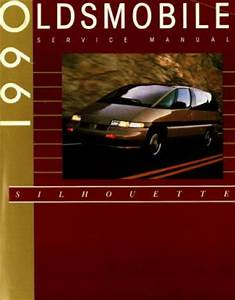 Oldsmobile Silhouette Service Manual 1990 Used