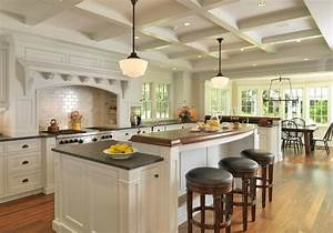 Colonial Revival - Traditional - Kitchen - boston - by Jan