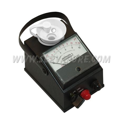 Myron L EP11/PH Multi-Range Conductivity/PH Meter | Serv-A ...