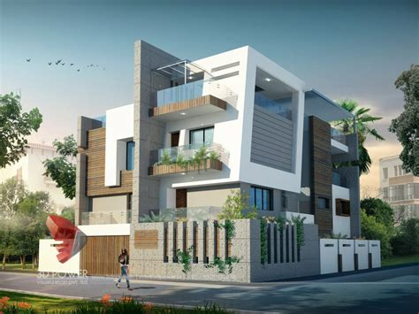3d House Design : Ultra Modern Home Designs