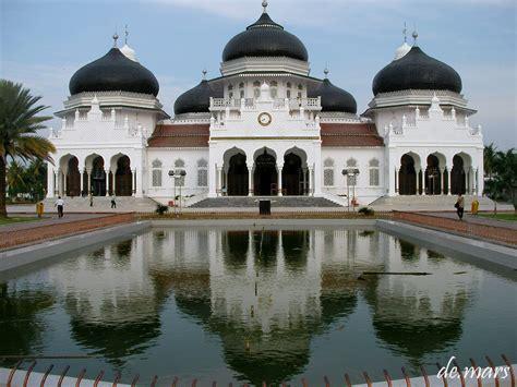 masjid raya baiturrahman banda aceh bagian  aceh