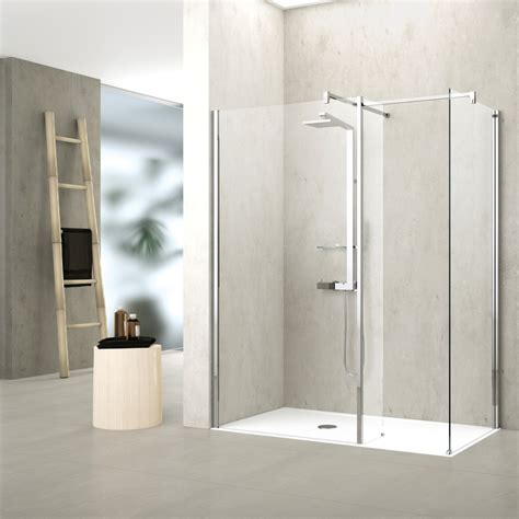 Huppe Box Doccia by Shower Spaces Kuadra H7 Novellini