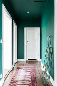 Innentüren Streichen Farbe : ber ideen zu flur farbe auf pinterest flur ~ Lizthompson.info Haus und Dekorationen