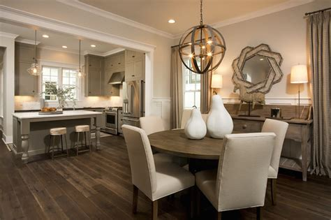 open concept kitchen dining room floor plans transitional dining room 9659