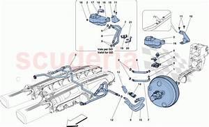 Ferrari F12 Berlinetta Power Steering System Parts