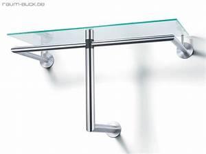 Garderobe Edelstahl Design : zack abilio wand garderobe inkl glasplatte edelstahl 50679 garderobe ebay ~ Bigdaddyawards.com Haus und Dekorationen