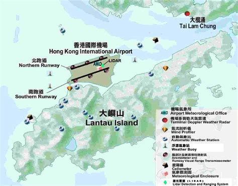 range weather forecast for hong kong meteorological facilities