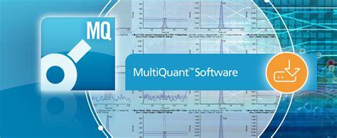 multiquant software sciex