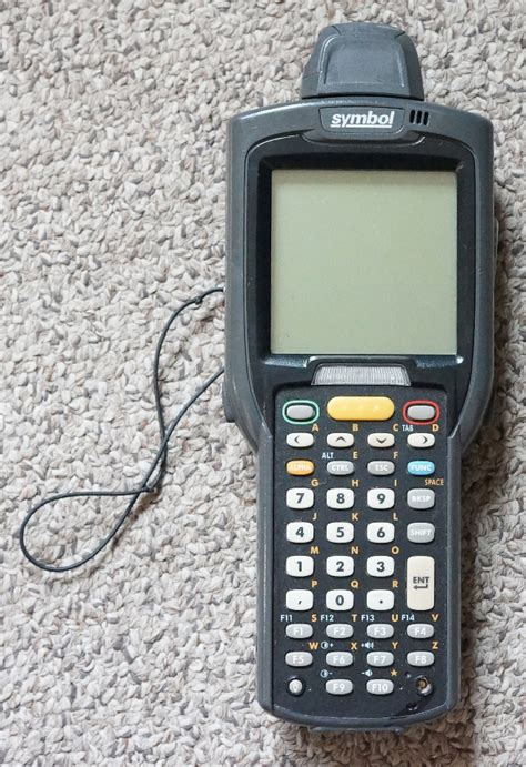 Symbol MC3090 Rugged Handheld PDA - Lot 842542   ALLBIDS